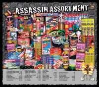 Assassin Assortment
