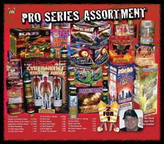 Pro-Series Assortment
