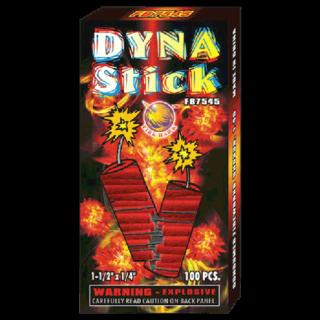 Dyna Stick Firecrackers