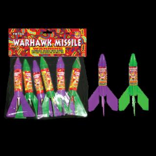 """7"""" Warhawk Missile"""