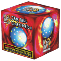 "3"" Star Ball Contribution"
