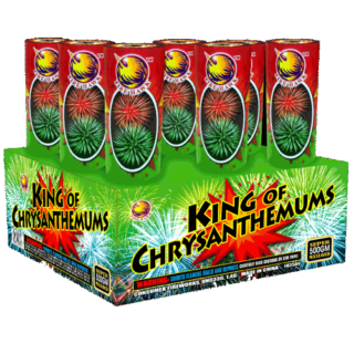 King-of-Chrysanthemums