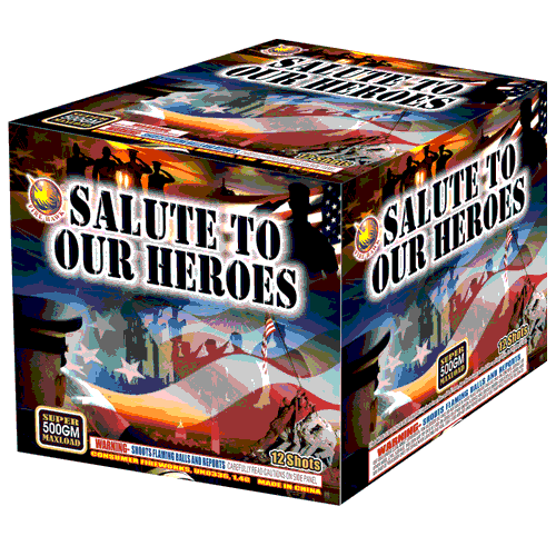 Salute to our heroes