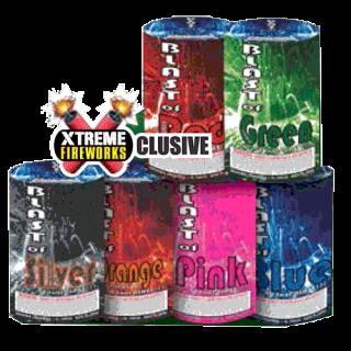 Blast of color