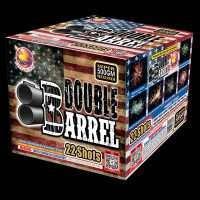 Double Barrel 500 Gram Cake
