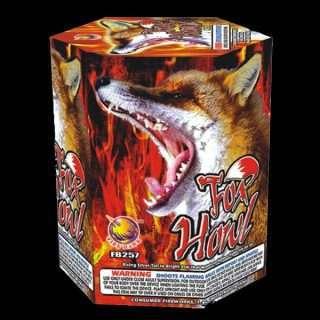Fox Howl Cake